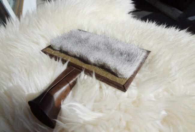 Как правильно почистить шубу из натурального меха