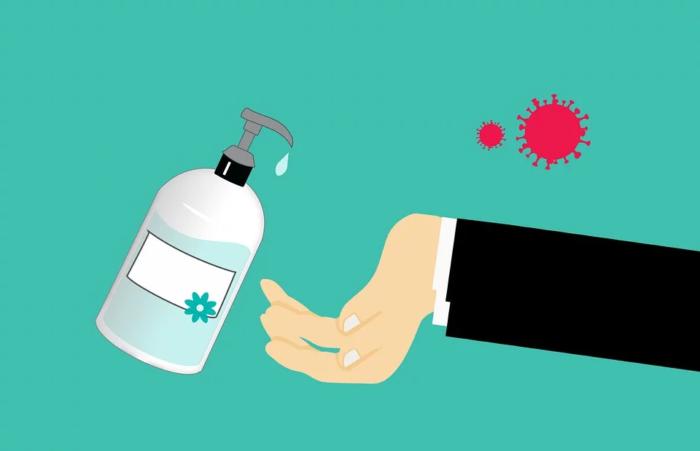 Как сделать антисептик для рук в домашних условиях