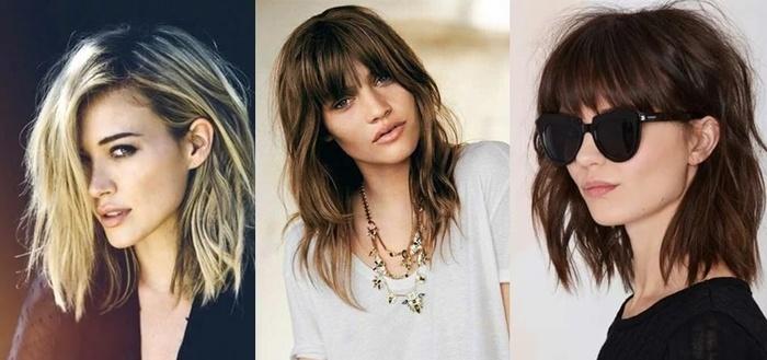 Женские стрижки на средние волосы 2020 года после 30 лет