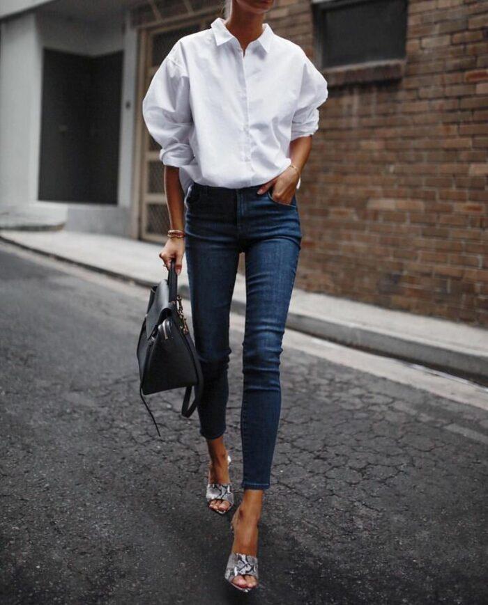 Модные джинсы 2020 года