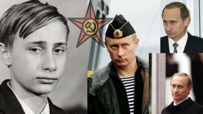 Сколько лет Владимиру Путину