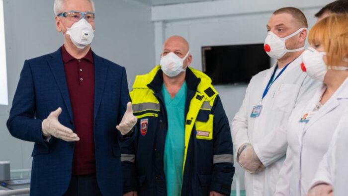 Сколько зараженных коронавирусом в Москве на сегодня