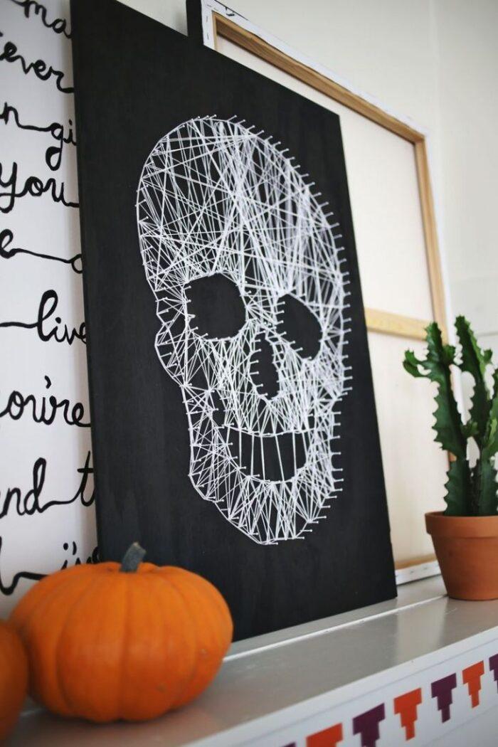 Как украсить комнату на Хэллоуин 2020 года своими руками