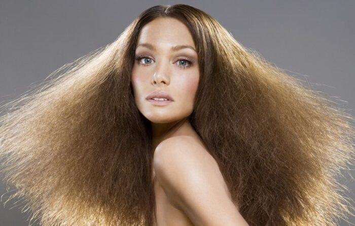 Как сделать, чтобы волосы не пушились, а были гладкими