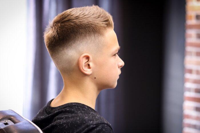 Модные стрижки 2020-2021 для подростков-мальчиков 12, 14 и 16 лет