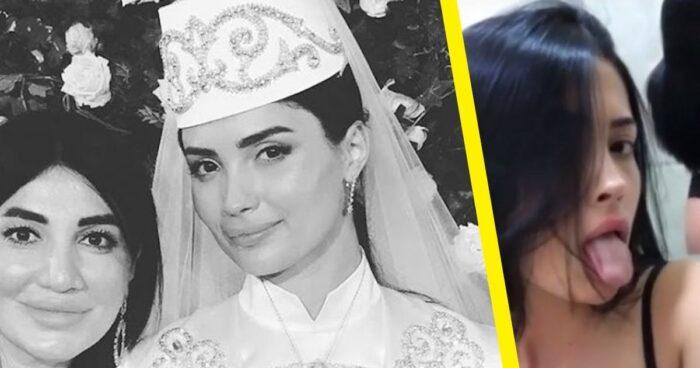 Мадина Плиева — невеста Заурбека Сидакова