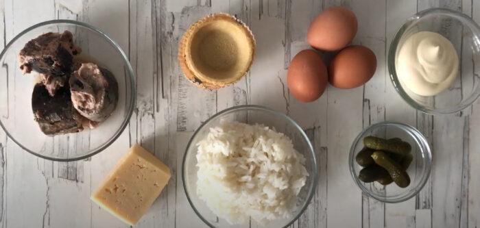 Оригинальные закуски на Новый год 2021